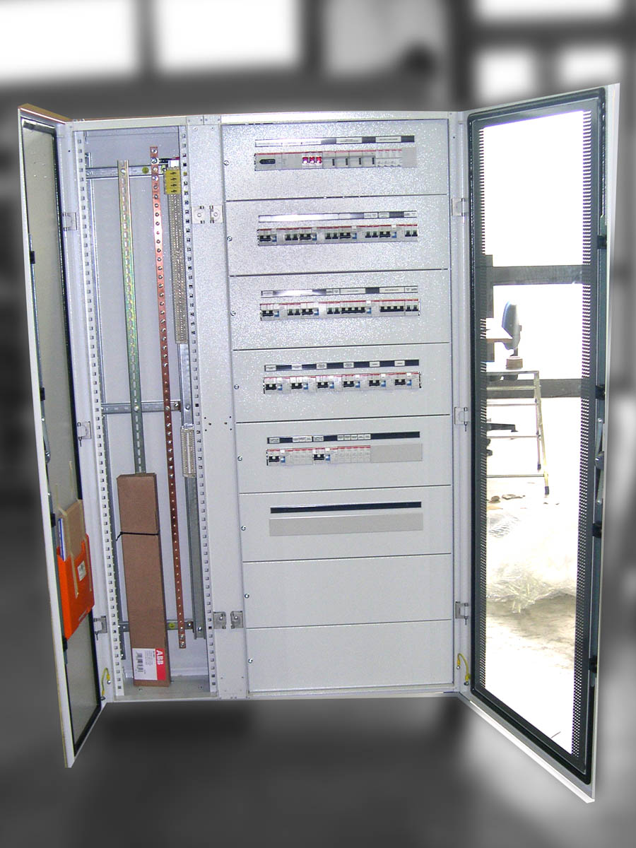 Schemi Quadri Elettrici Industriali : Progettazione quadri elettrici per industria alimentare