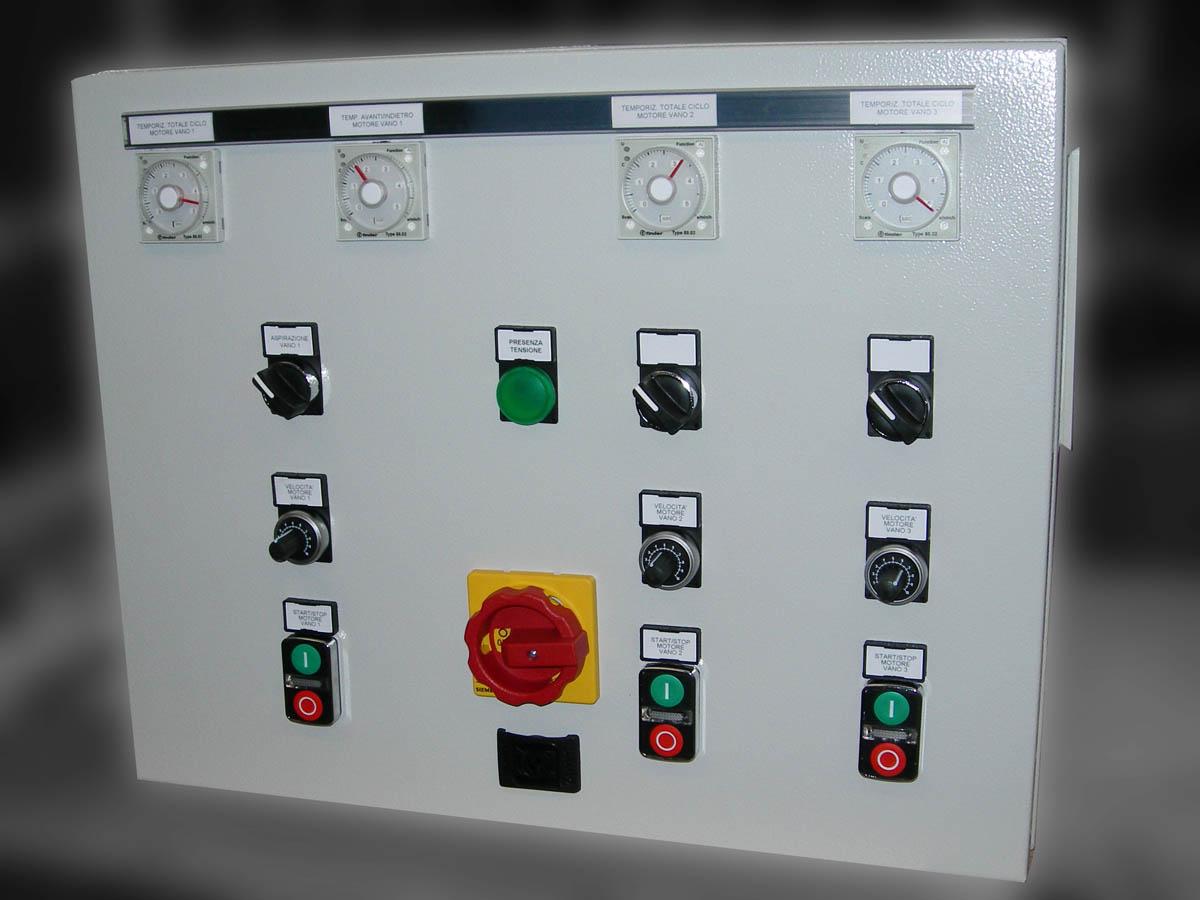 Schemi Elettrici Di Comando : Realizzazione quadri elettrici per automotive e auto