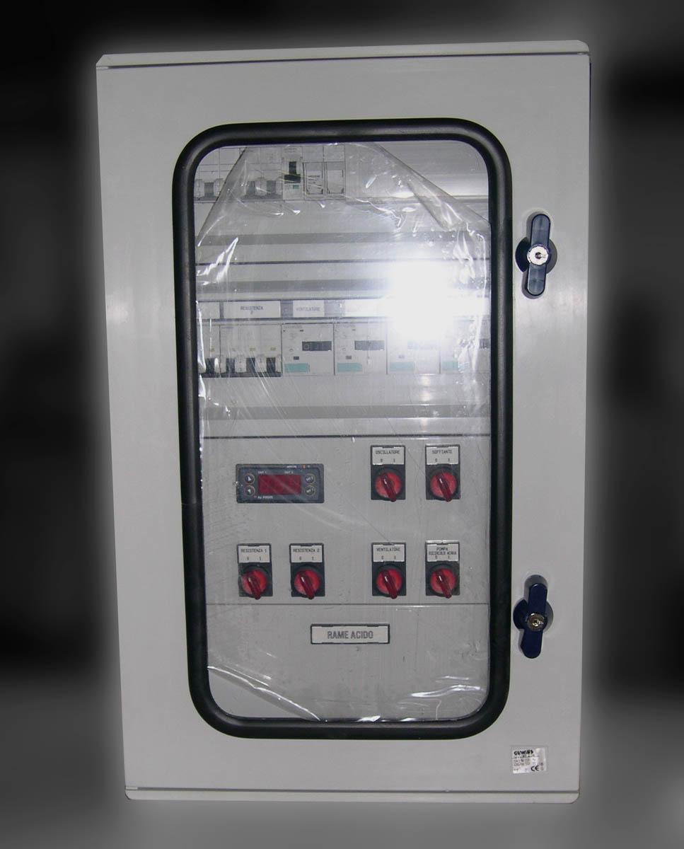 Schemi Elettrici Navi : Realizzazione quadri elettrici per automotive e auto