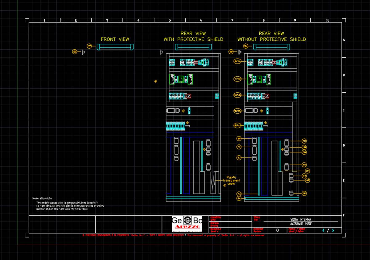 Schemi Elettrici Navali : Progettazione schemi elettrici e 3d